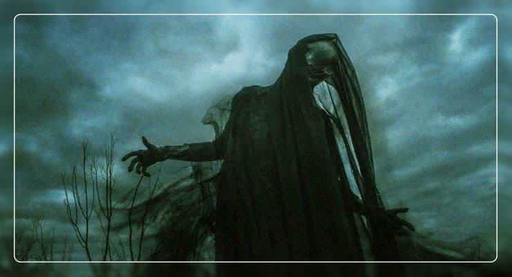 Дементор из Гарри Поттера